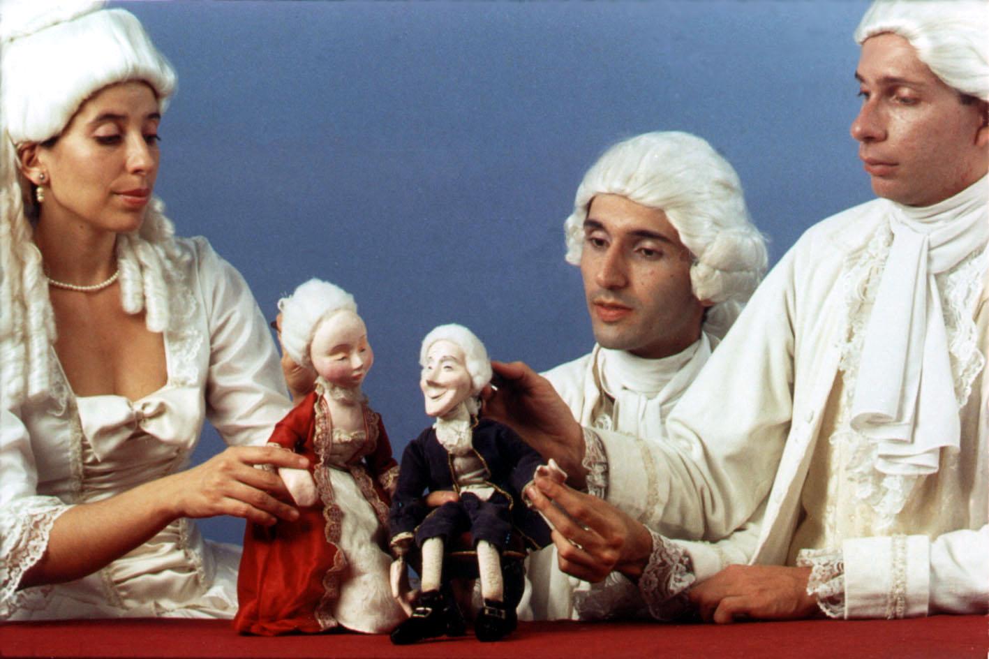 teatro de bonecos grupo sobrevento